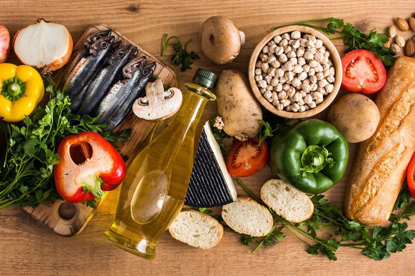 mediterranean diet for sexual health