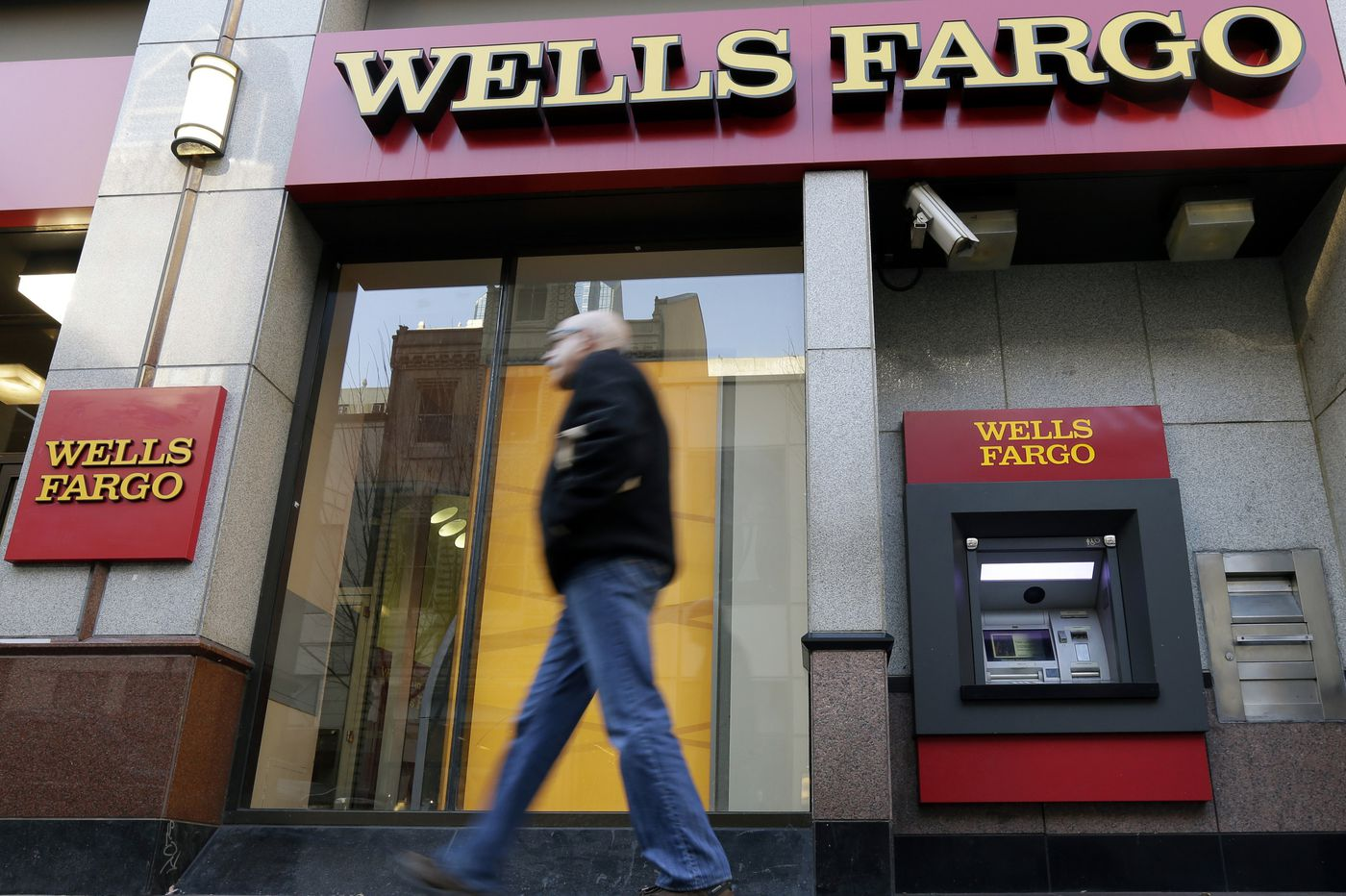Wells Fargo dropped from Philadelphia's lawsuit against large