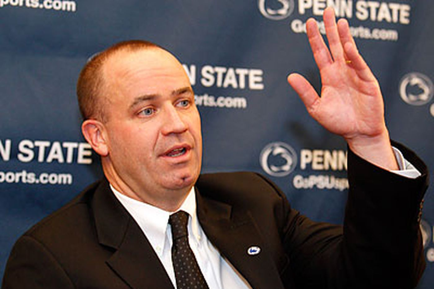 Penn State's O'Brien starts recruiting trip in Philly area