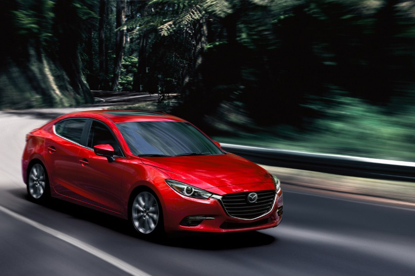 Before the big changeover, a last look at the 2018 Mazda3