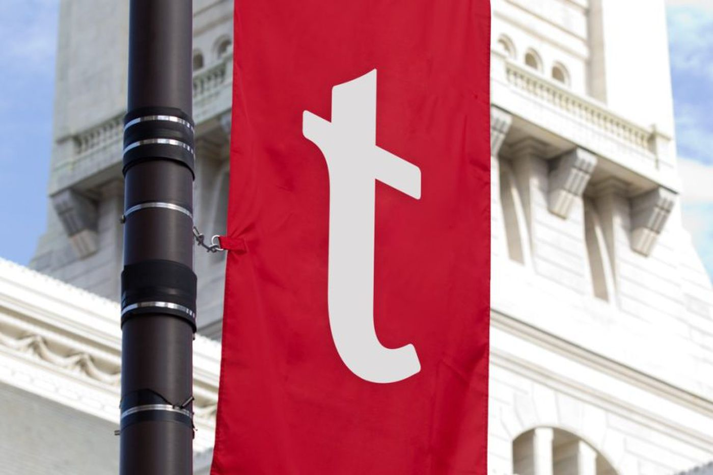 Temple pulls April Fools' joke with lowercase 't'