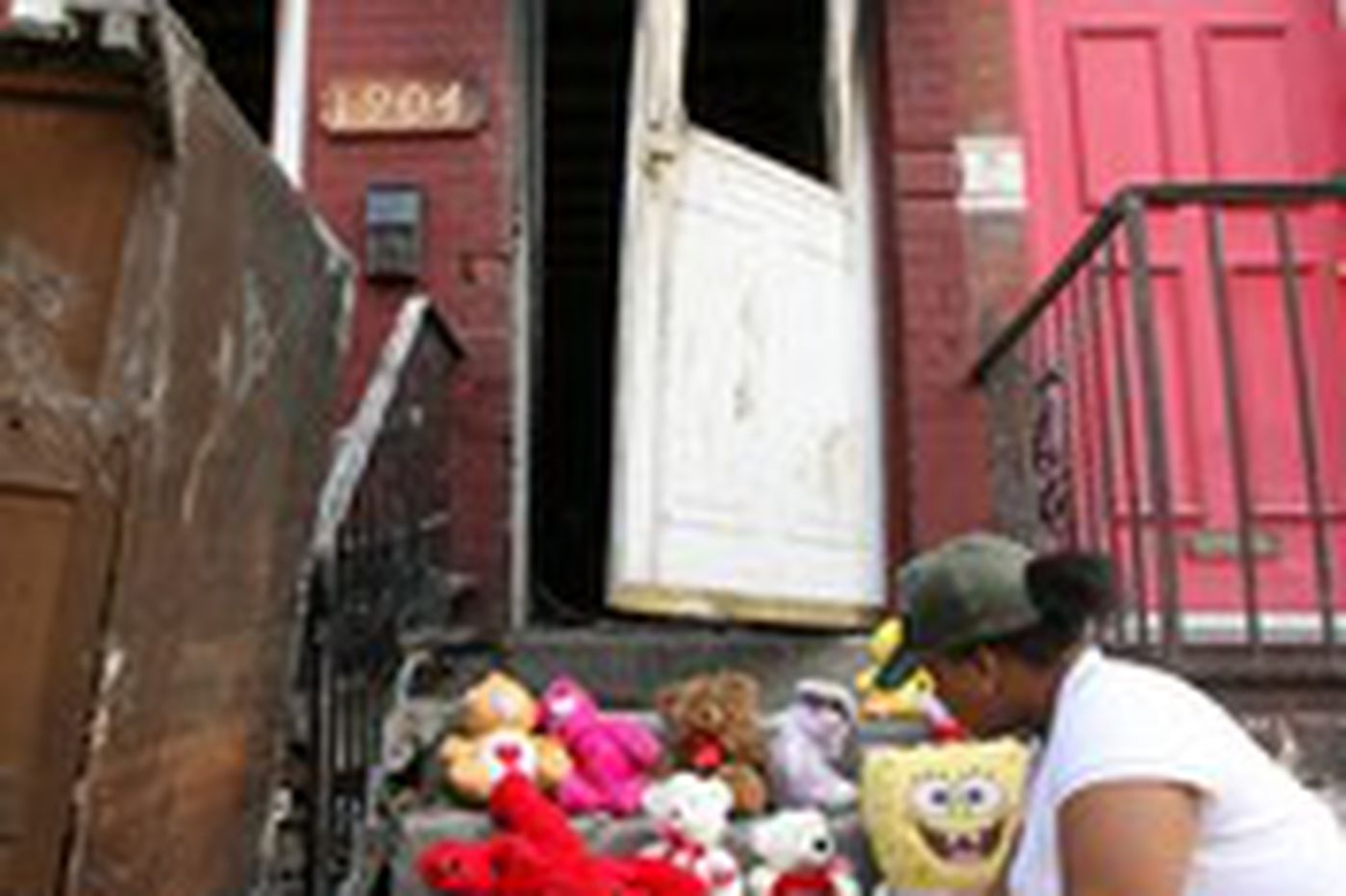 Fire victim, 5, was home alone