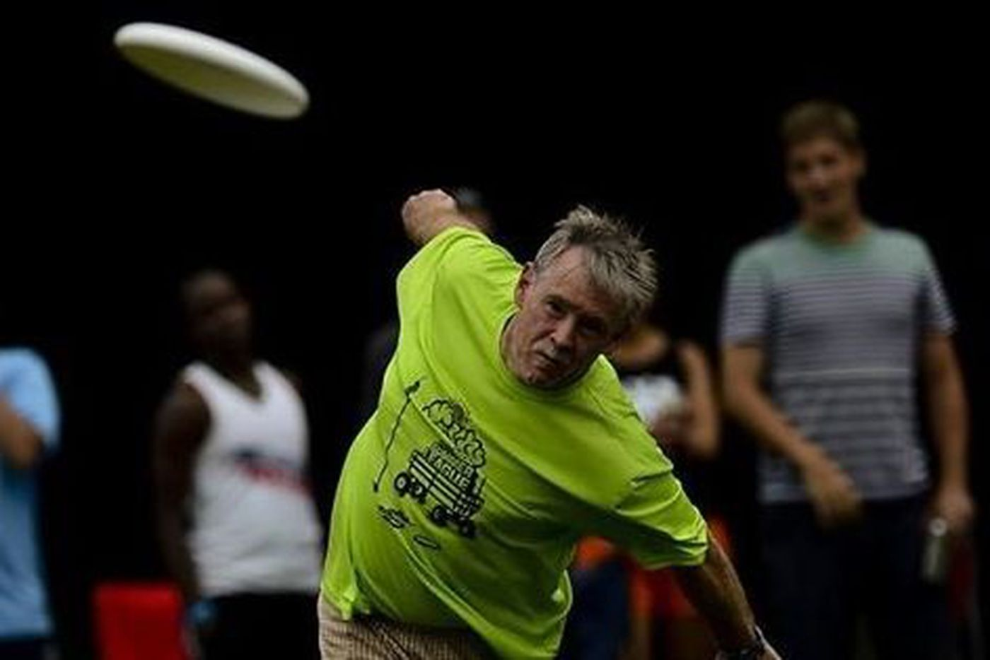 Donald \'Sauce\' Cain, 62, Ultimate Frisbee legend and record holder