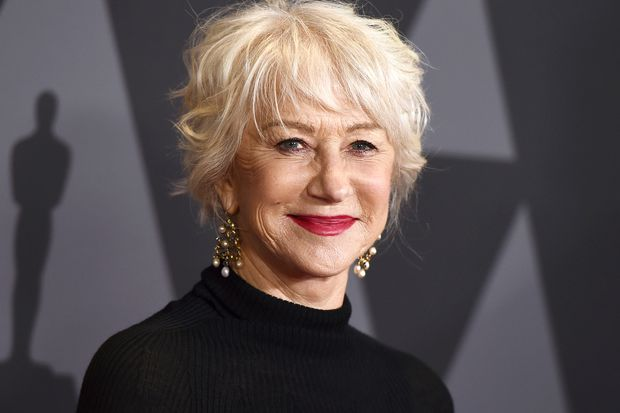 Helen Mirren will headline Academy of Music Anniversary Concert