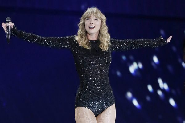 Taylor Swift puts her 'Reputation' on the line at the Linc