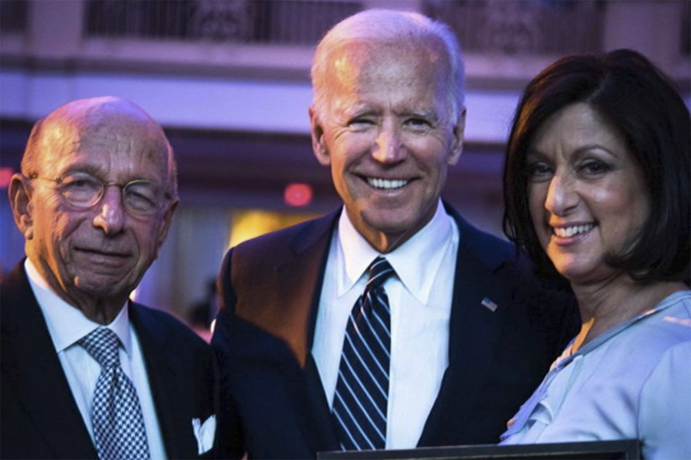 Joe Biden now has his caricature from the Palm