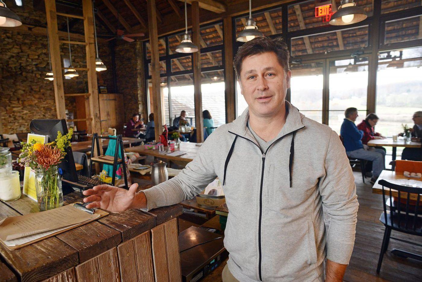 How red-tape morass closed Chesco farm's restaurant