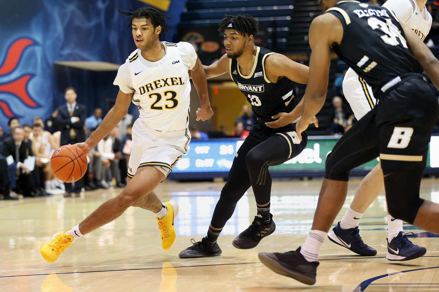 For Drexel freshman T.J. Bickerstaff, basketball is a generational family tradition