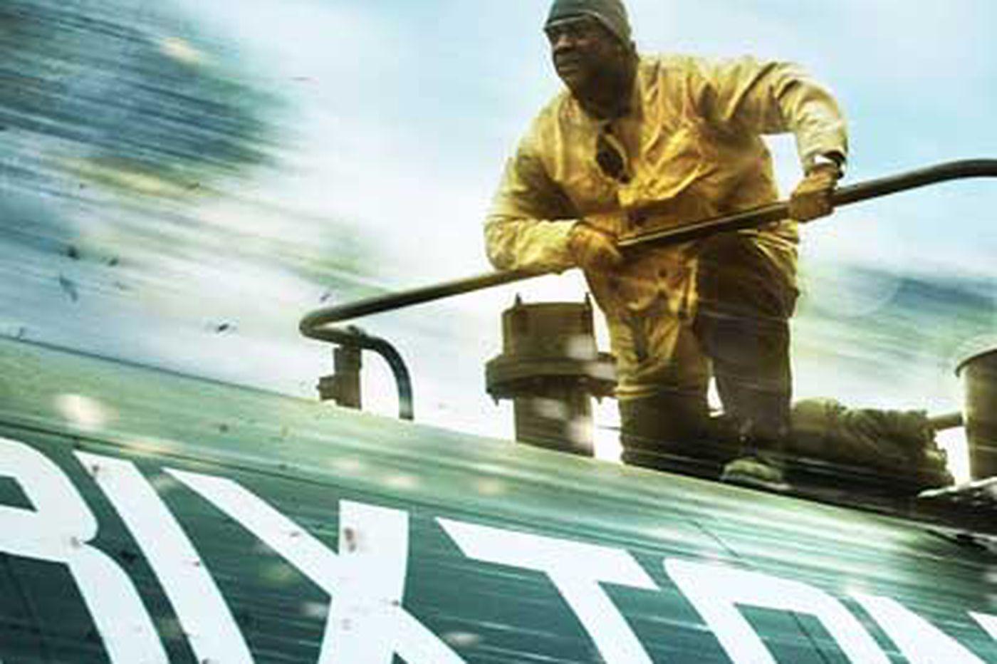 'Unstoppable': Runaway train, screeching heroics