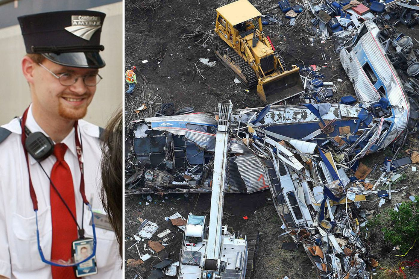 Sources: U.S. to conclude Train 188 likely derailed after engineer distracted