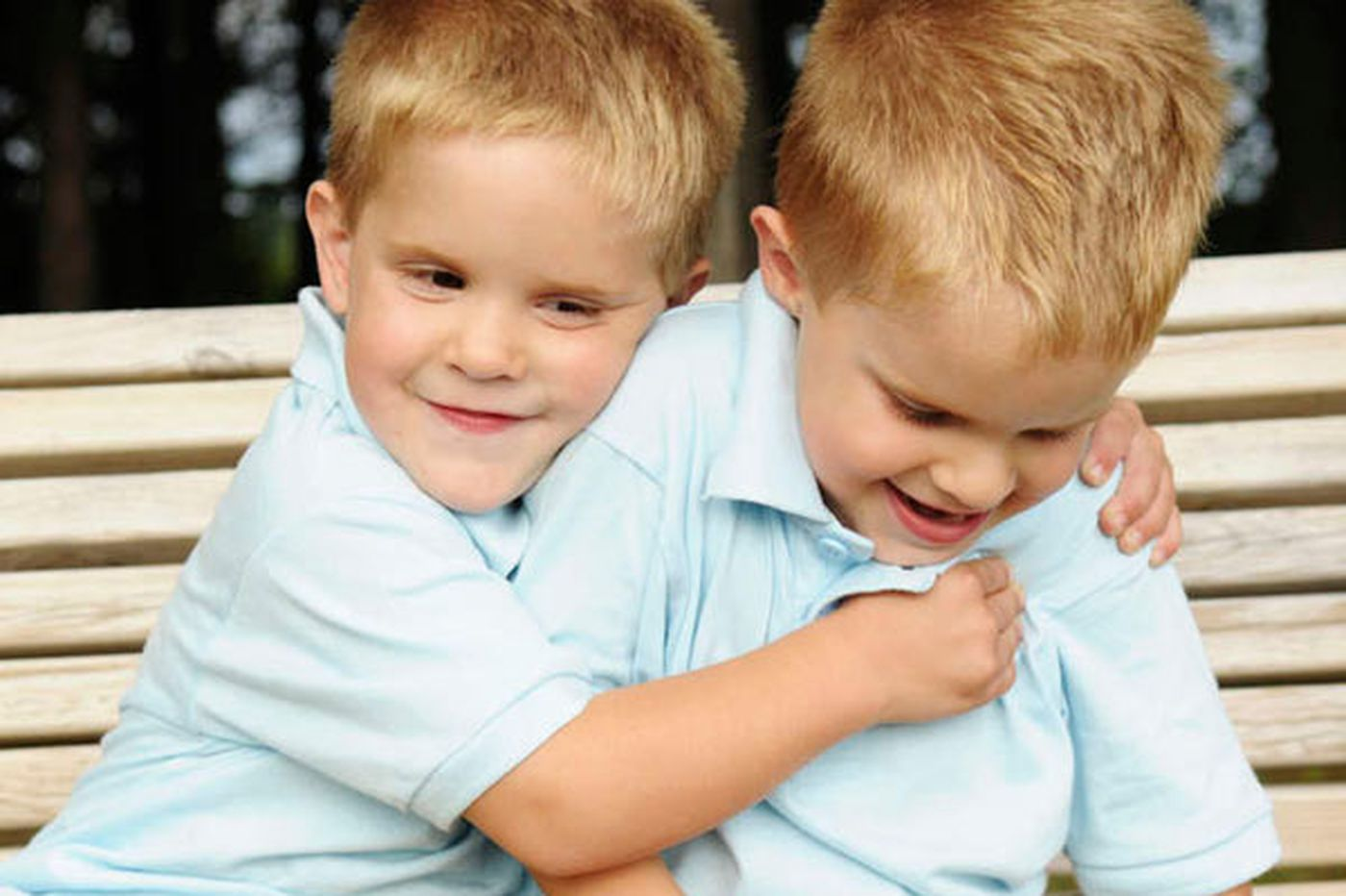 Twins talk to parents, but never to anyone else