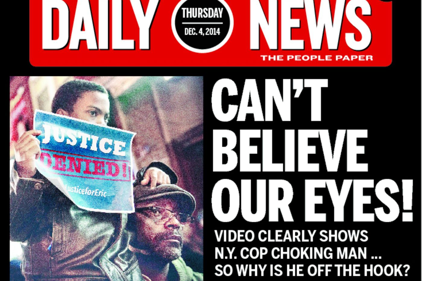 Dailynews Monthly Covers 12/04/14