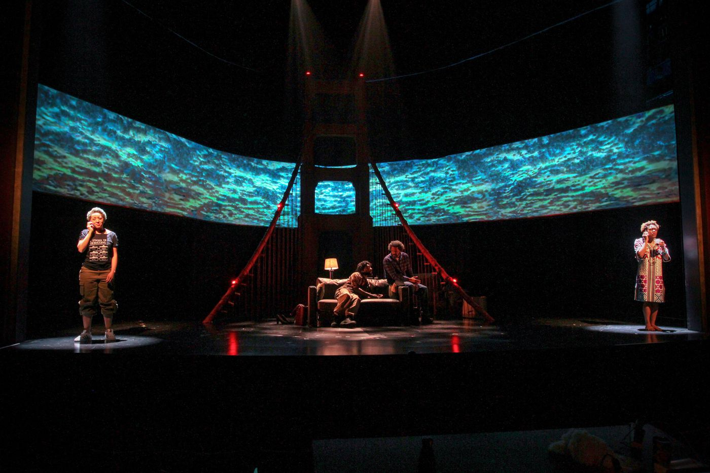 'How to Catch Creation' at Philadelphia Theatre Company: Strong ensemble, glorious messiness