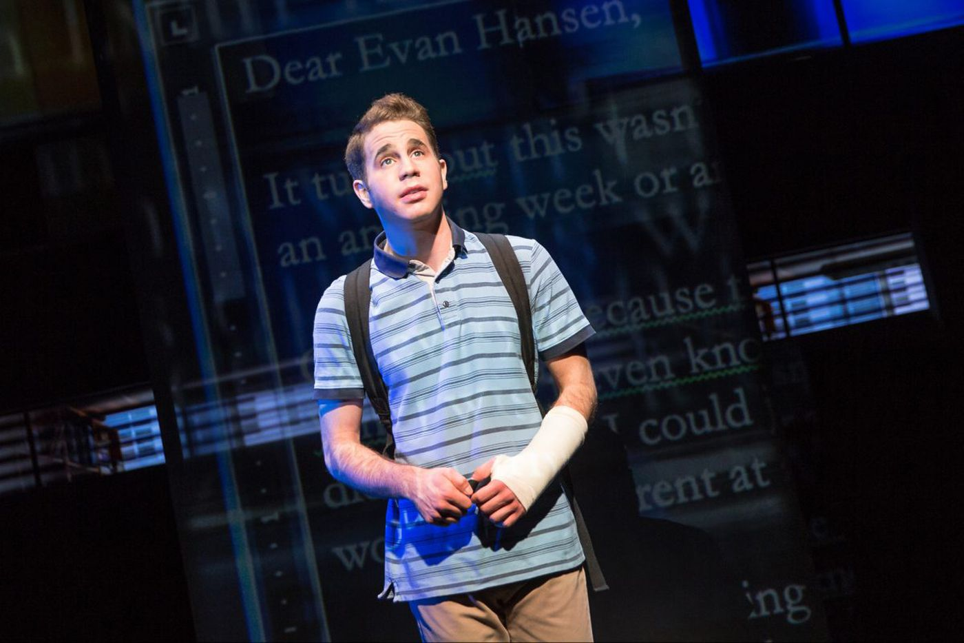 Lin-Manuel Miranda releases mashup with 'Dear Evan Hansen' star for March for Our Lives