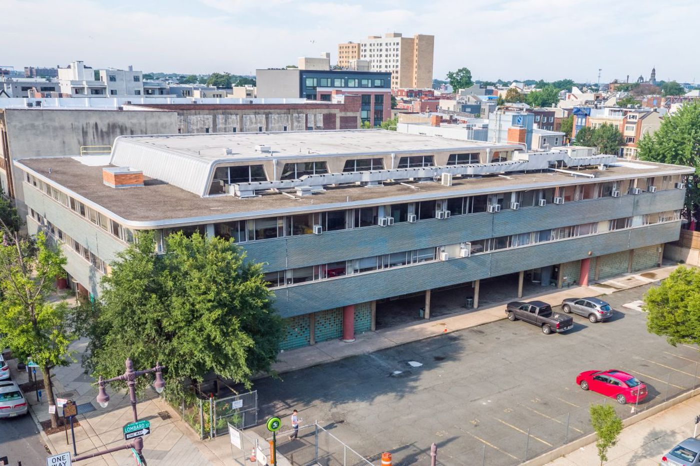 Developer Goldenberg eyeing S. Broad St. health building to solidify control of block