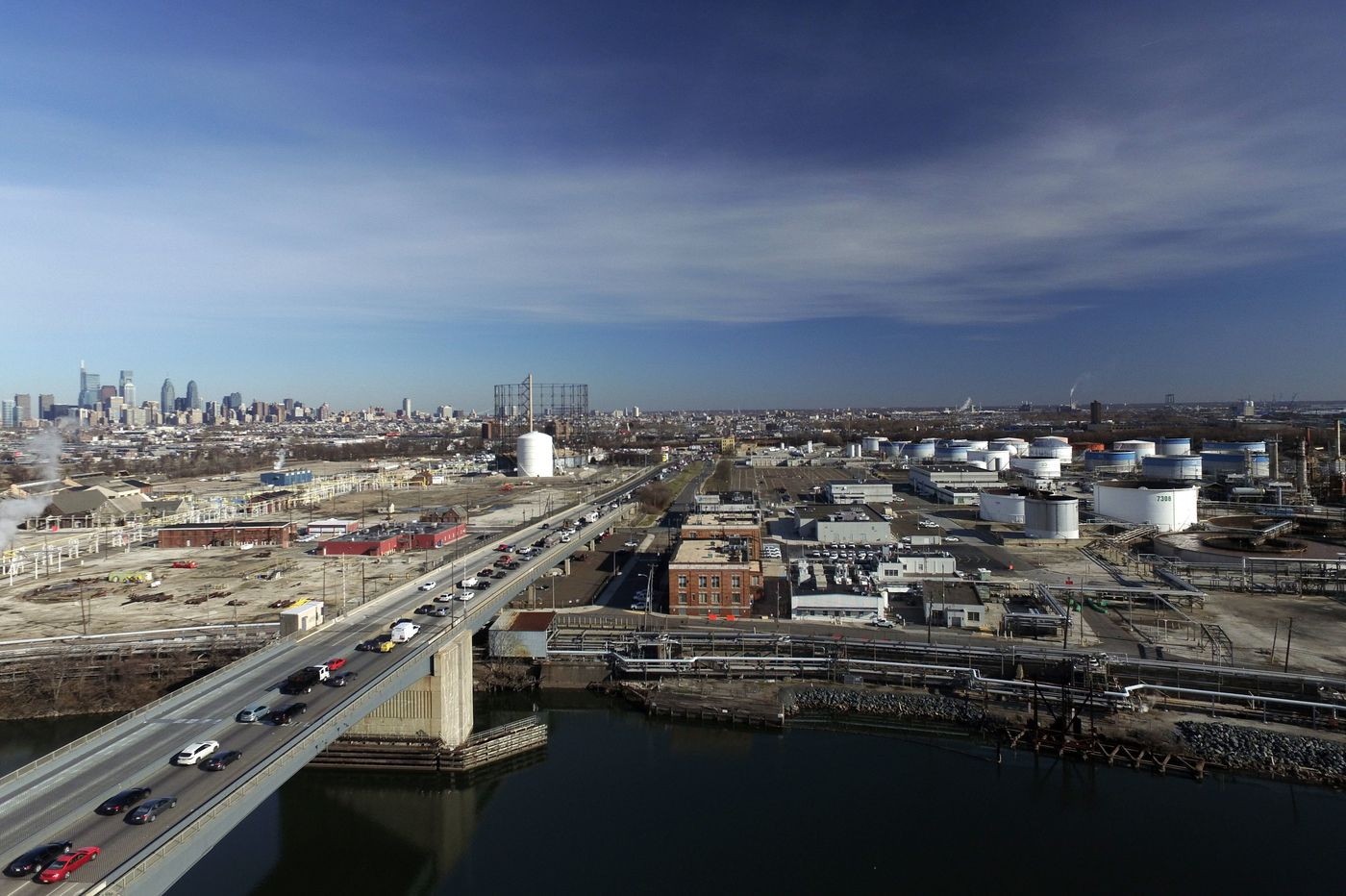 This Chicago firm is about to make its mark on South Philly's refinery site