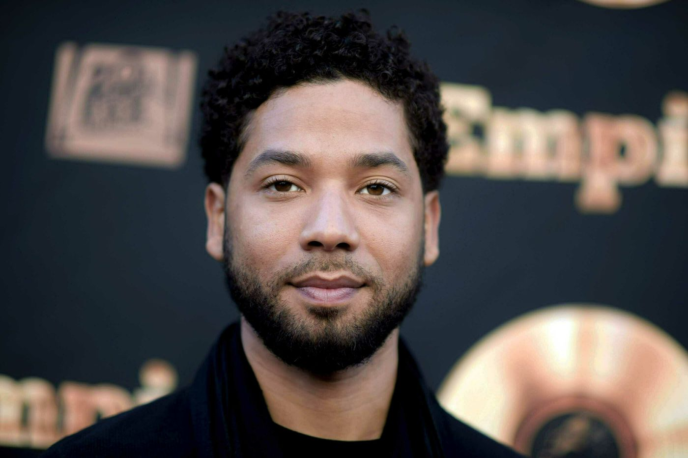 Jussie Smollett hands himself over to the police