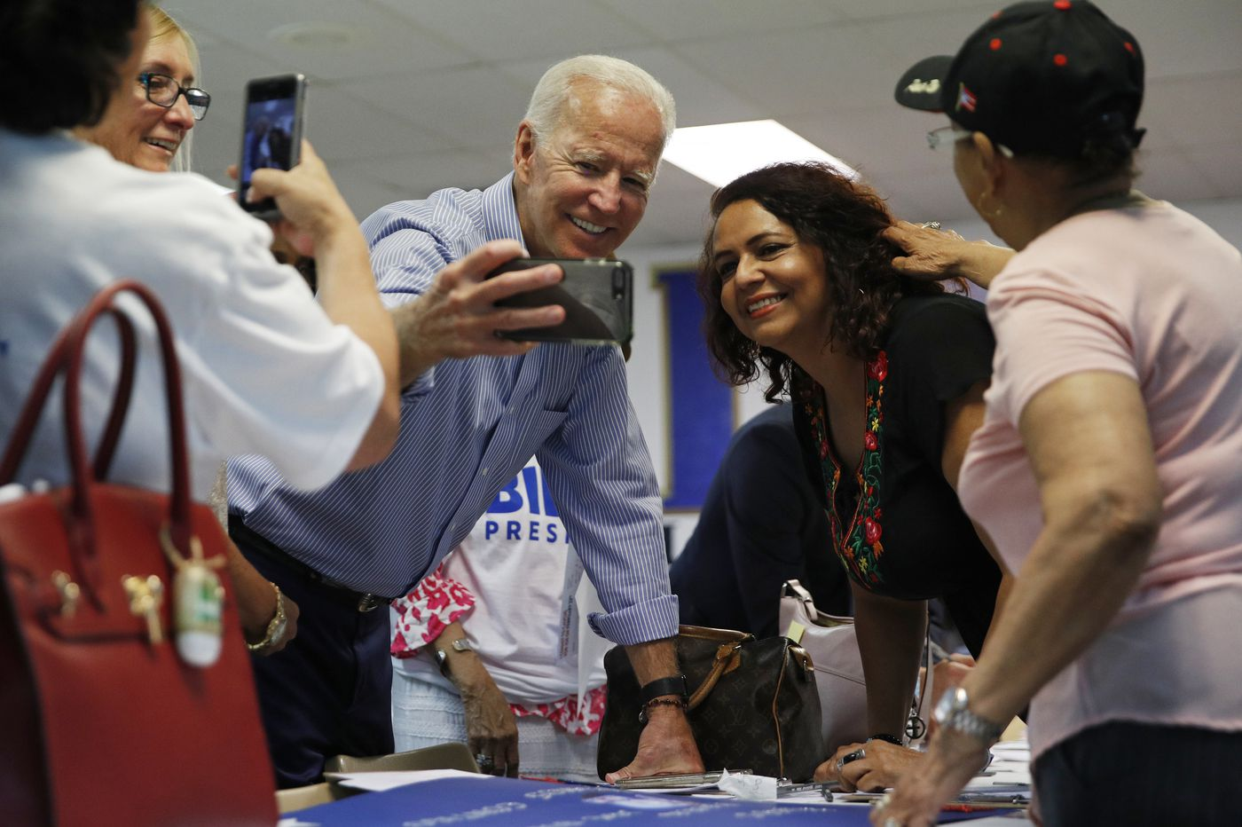 Joe Biden's big black wall: Does African American support make the ex-VP unbeatable? | Will Bunch