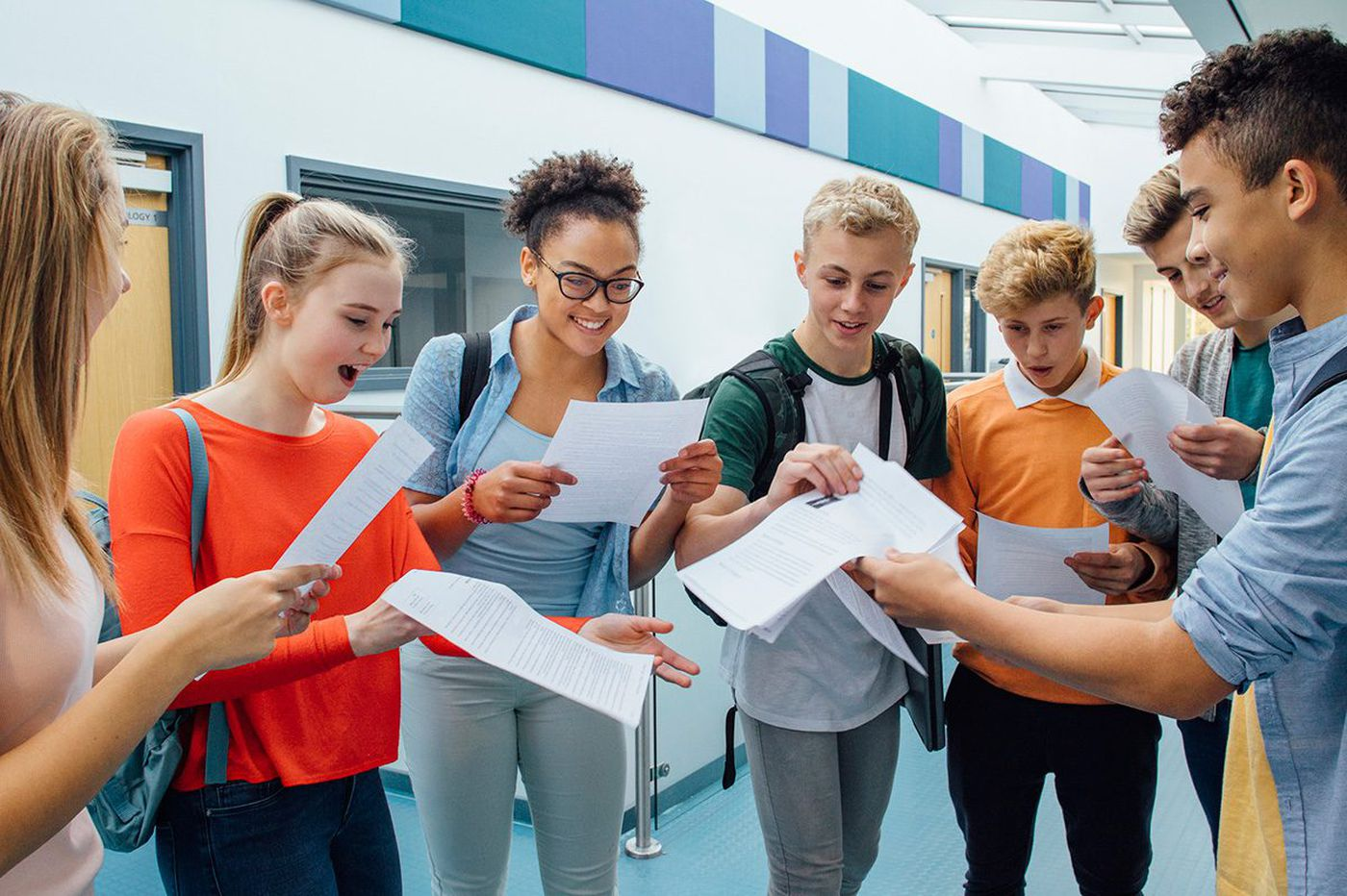 Good health and good grades go hand-in-hand