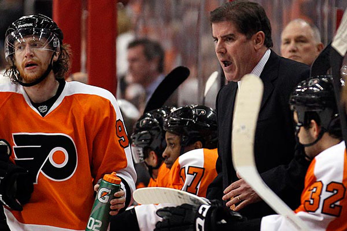Who gets the blame for Flyers' sorry season?