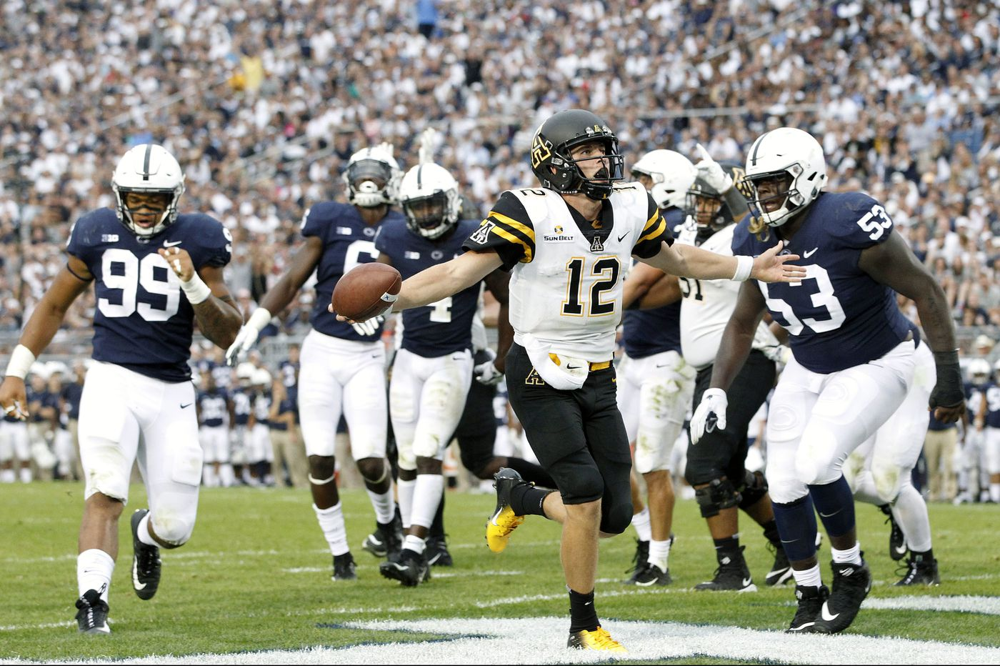 Penn University Football