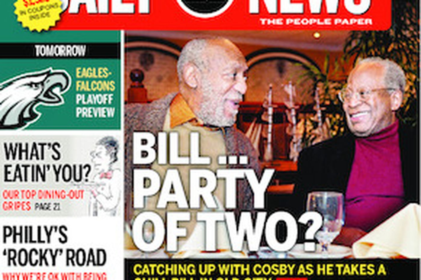 Dailynews Monthly Covers 01/11/18