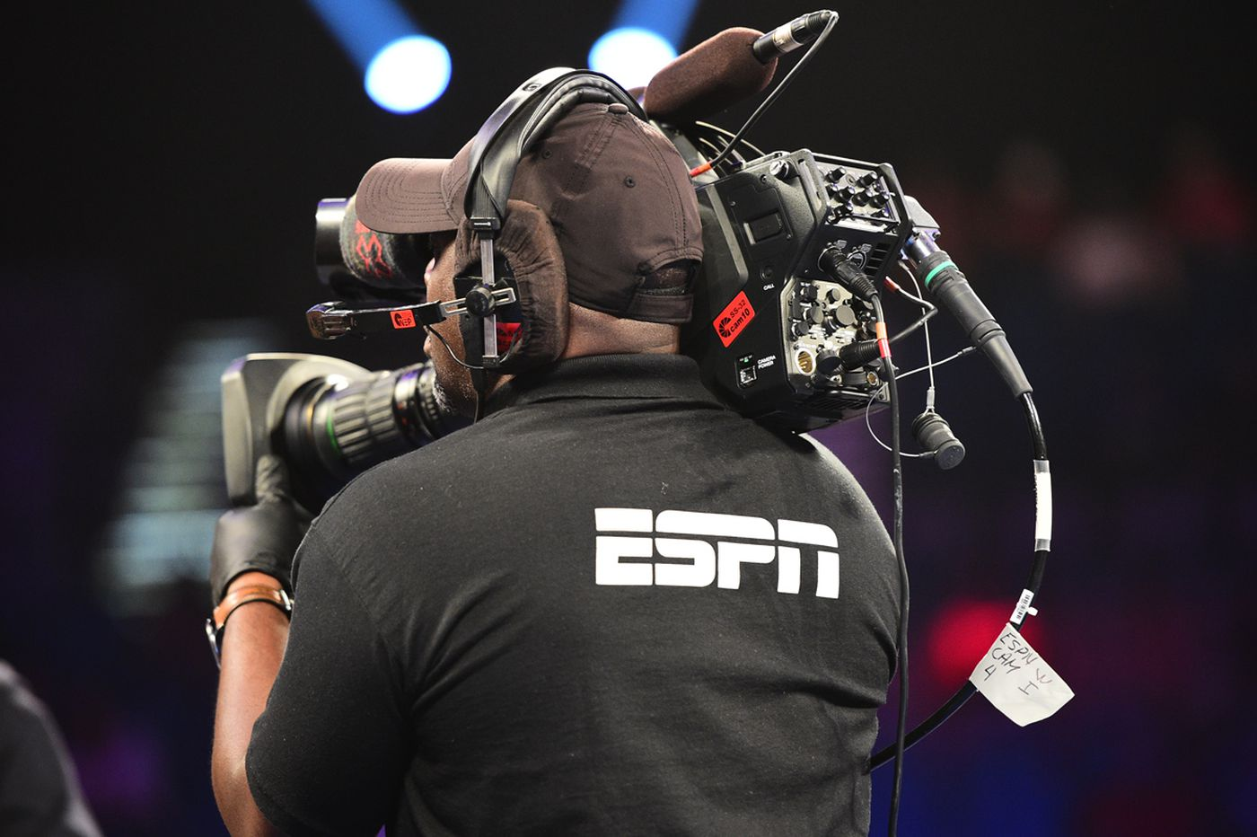ESPN will be all over Philadelphia this weekend covering the Phillies, UFC and boxing