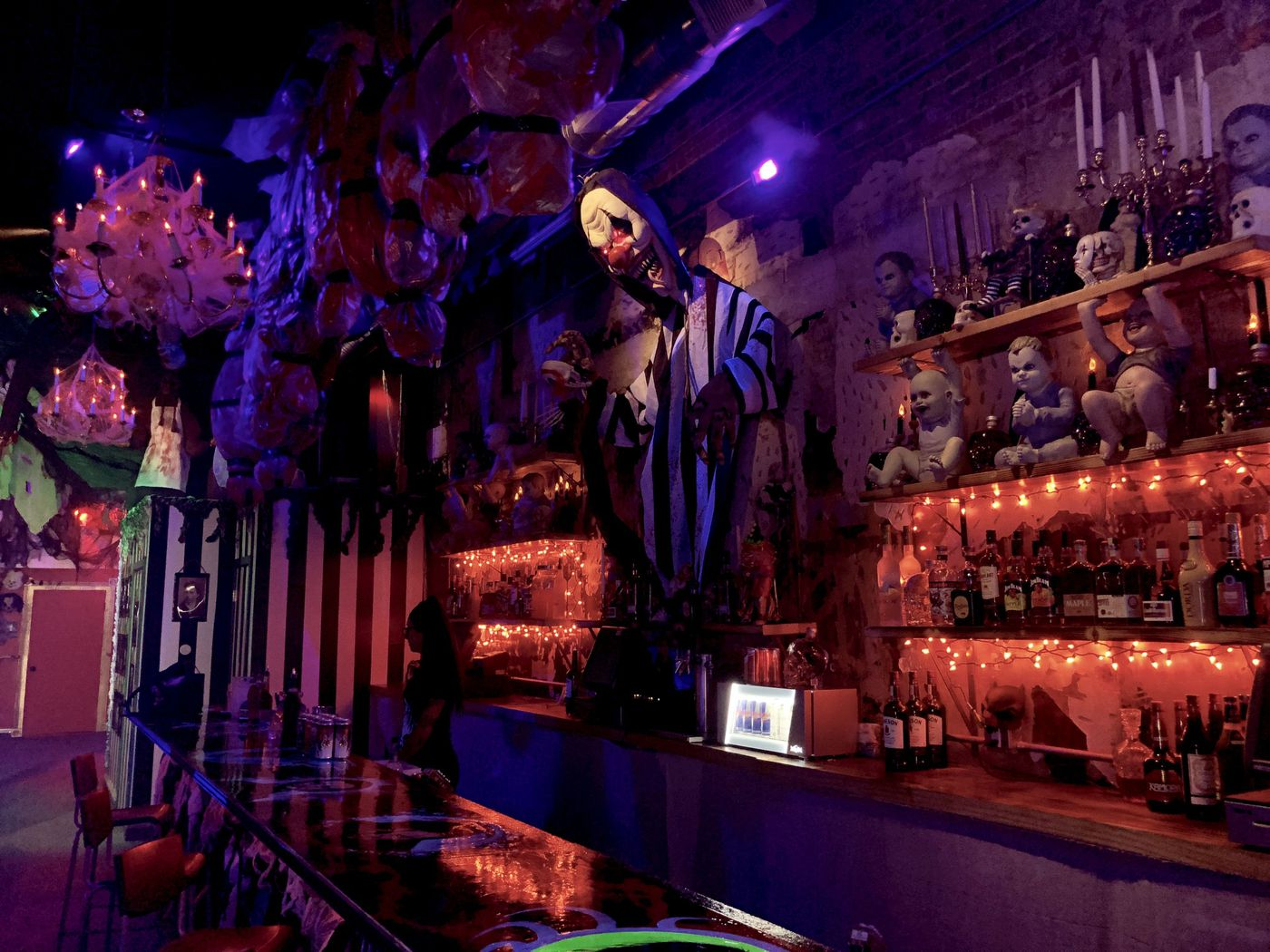 Philadelphia Halloween Decorations 2020 4 Halloween bars you can't miss in Philly | Let's Eat