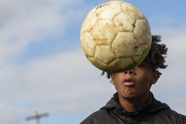 Lifting Kensington — through soccer