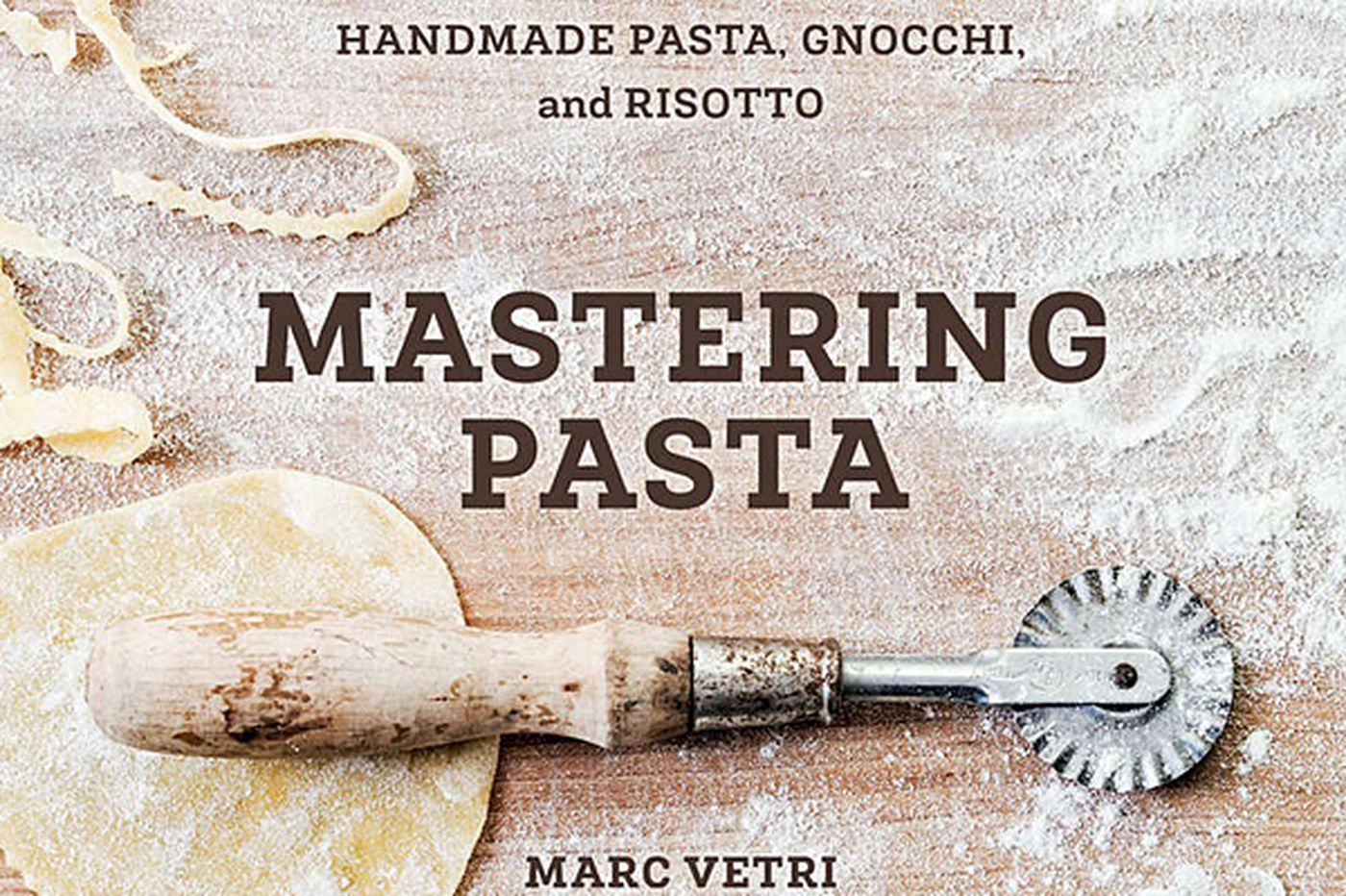 Pasta perfection: A chat with Marc Vetri