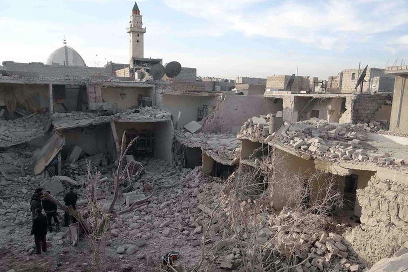 Syrian rebel chief urges unity ahead of talks