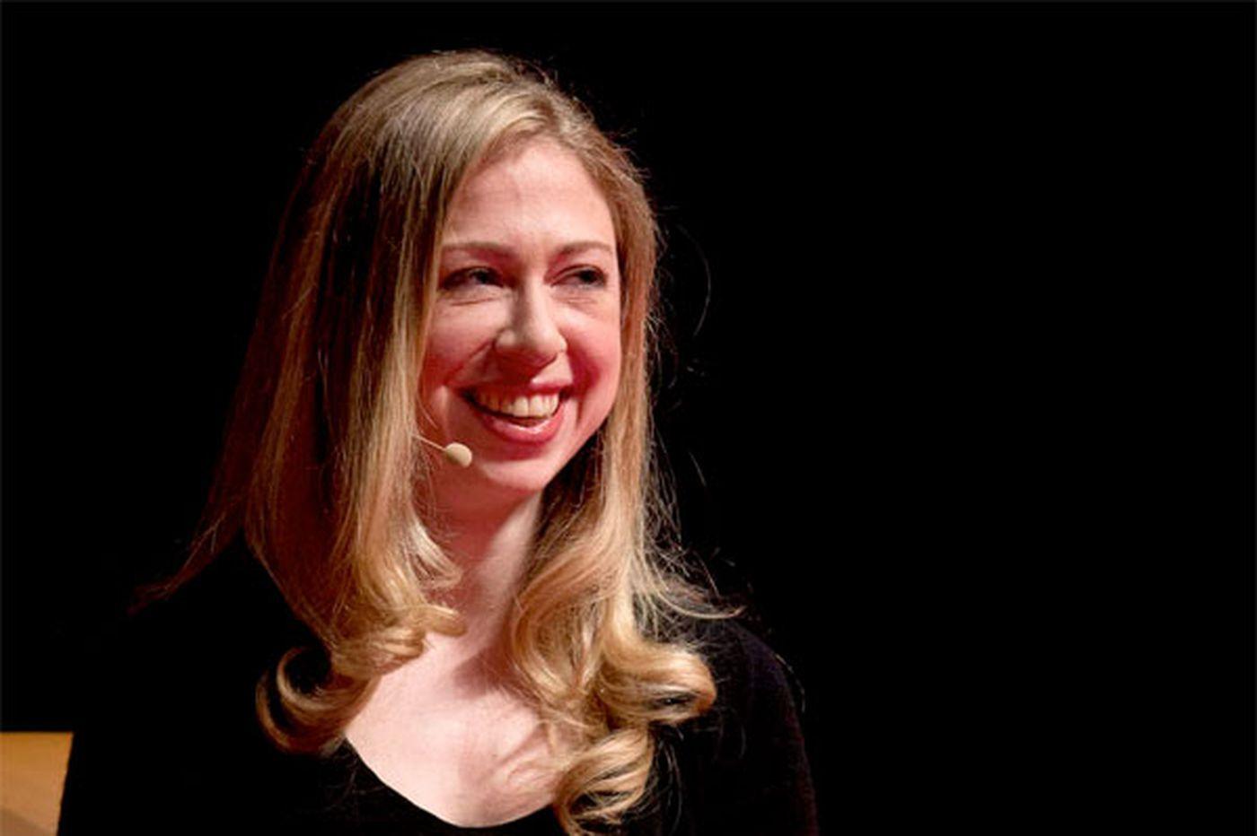 Sideshow: Chelsea Clinton speaks up