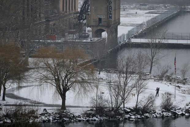 "Snow, rain, deep freeze in store for Philly region this week; City declares a ""Code Blue"""