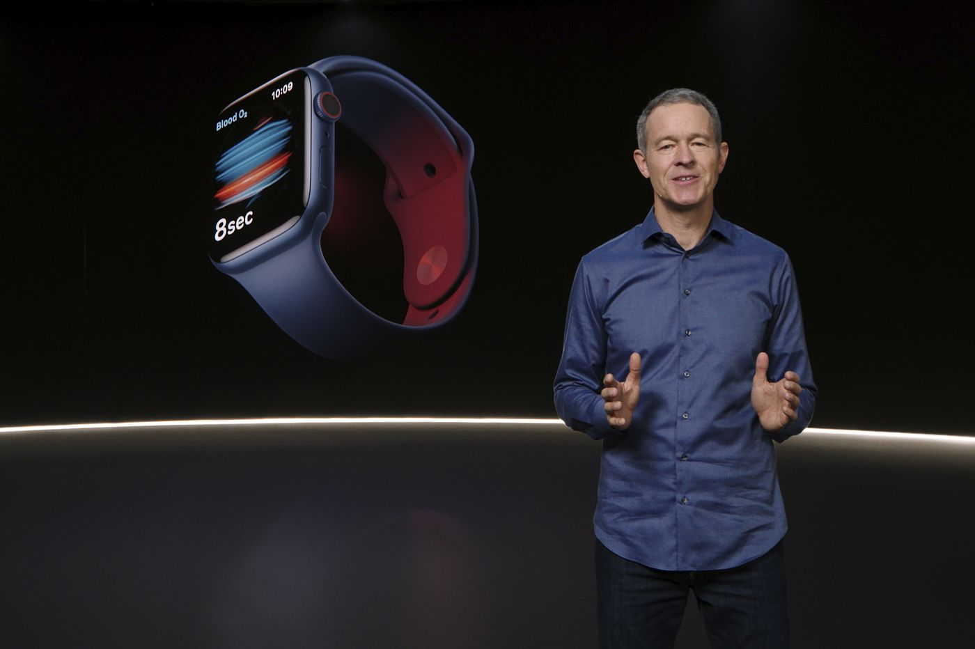 Apple debuts new watches, fitness app and iPad Air, but no new iPhones yet