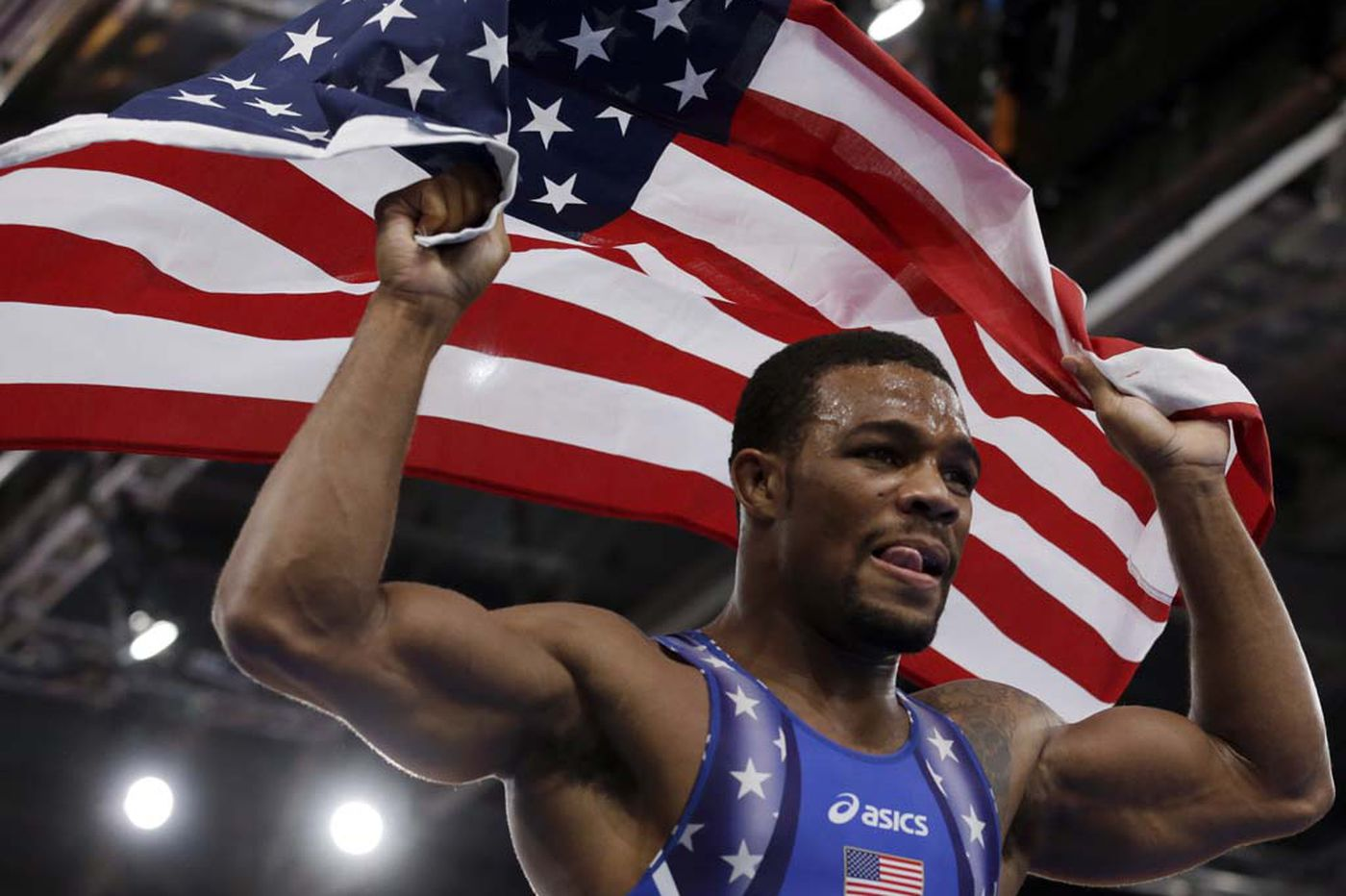 Olympic champion Jordan Burroughs blasts referee, coaches in Buena wrestling controversy
