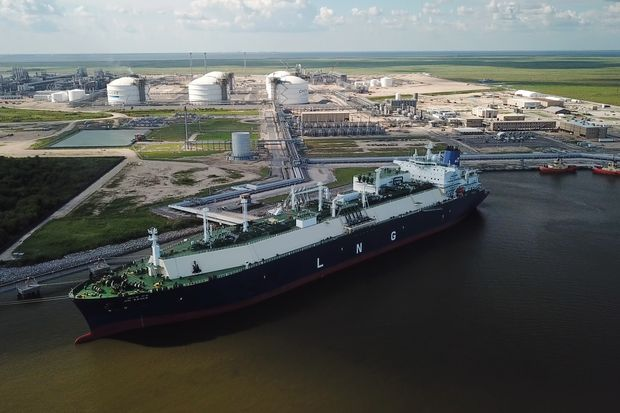 When it comes to natural gas, US 'open for business'