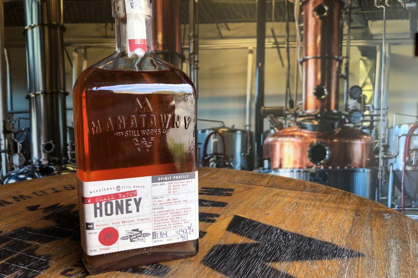 Honey plus whiskey equals a sweet draw to Manatawny Still Works\' new ...
