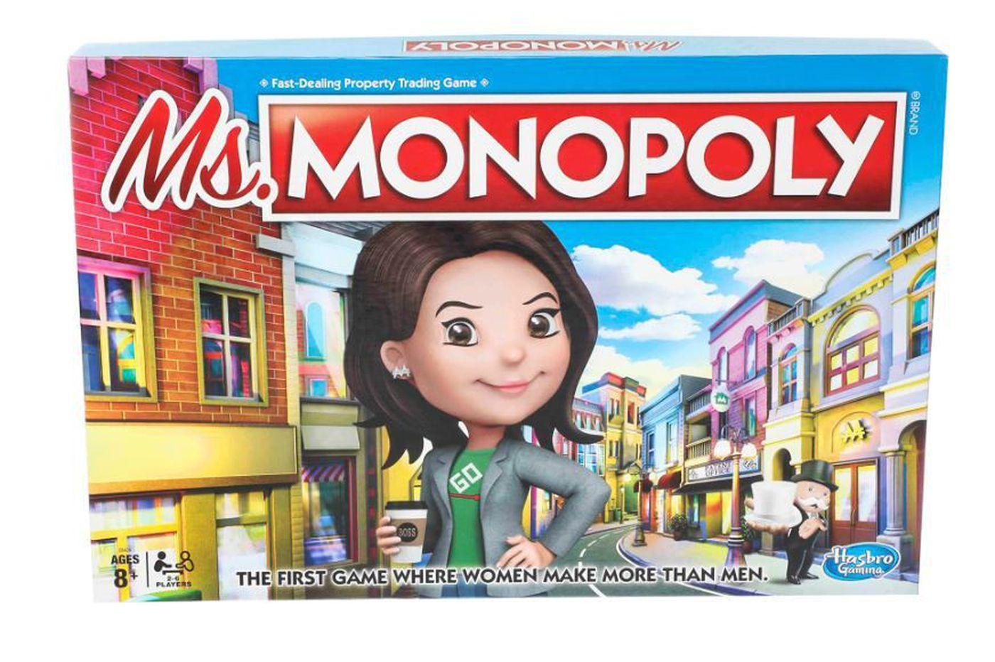 'Ms. Monopoly' celebrates female trailblazers, except the one who created Monopoly