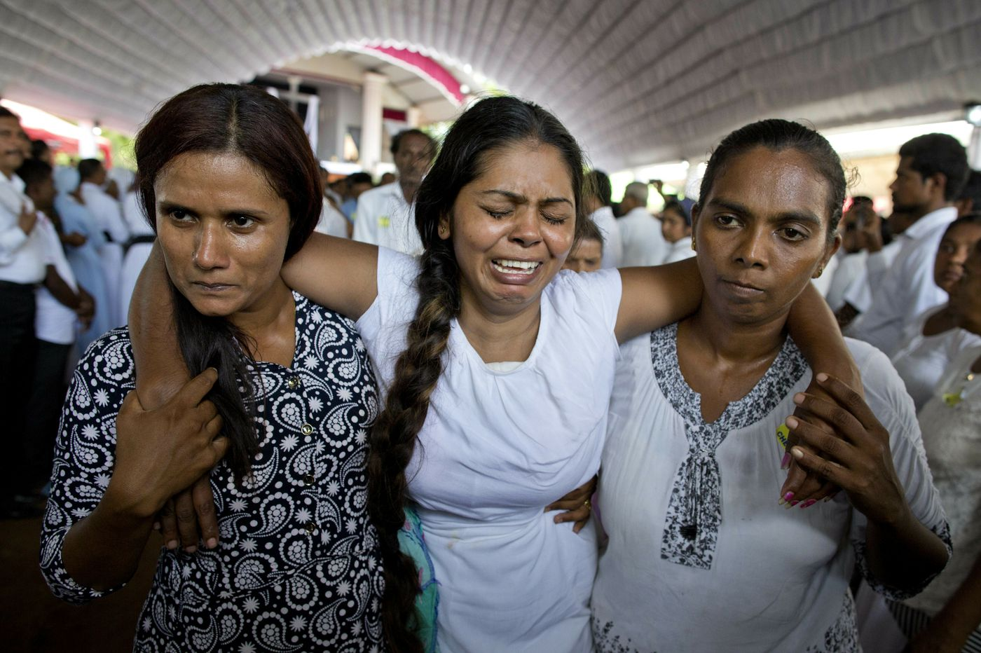 Easter bombings retaliation for New Zealand mosque shootings, Sri Lankan official says