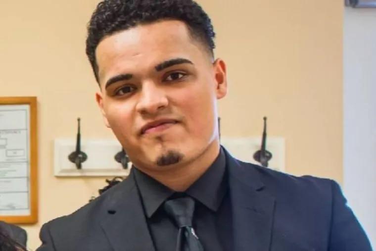 David Padro Jr., 22, was fatally shot early Thursday in South Philadelphia.