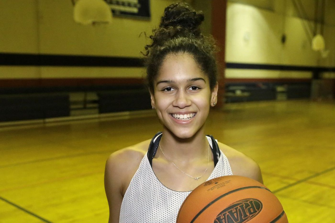 Pa. sportswriters' all-state girls' basketball teams