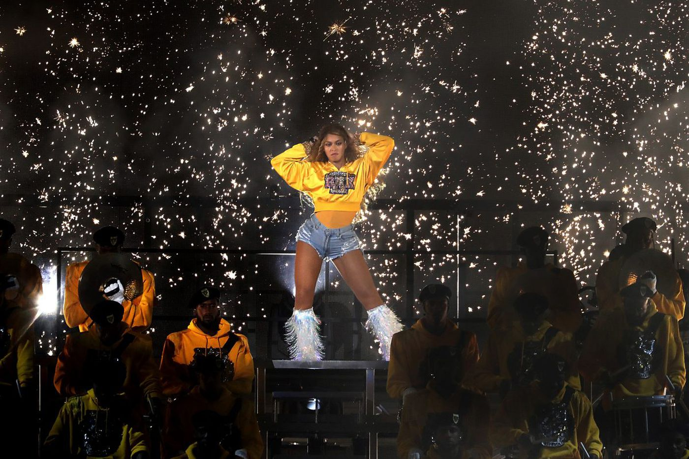 For this Penn class that studies Beyoncé, Beychella was like an epic final exam