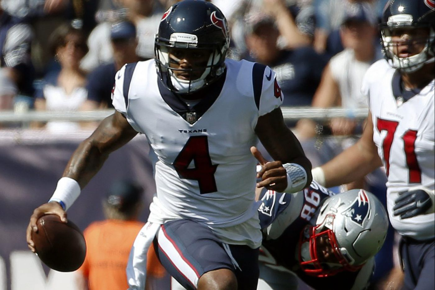 So Watt if they're banged up, take the Texans to the bank | Vegas Vic