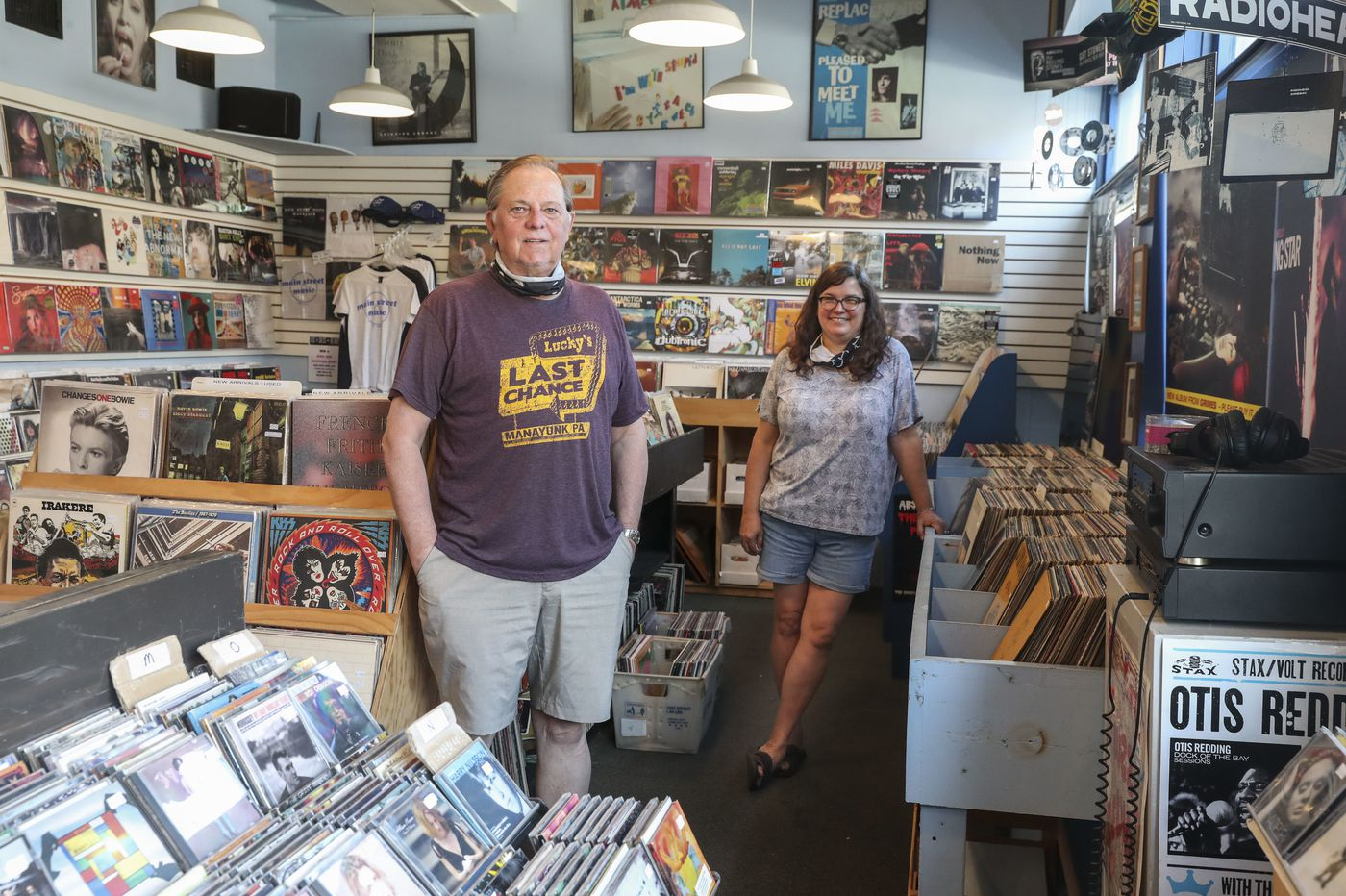 Record stores are set to reopen in Philly and Jersey. You'll sanitize before you 'dig.'