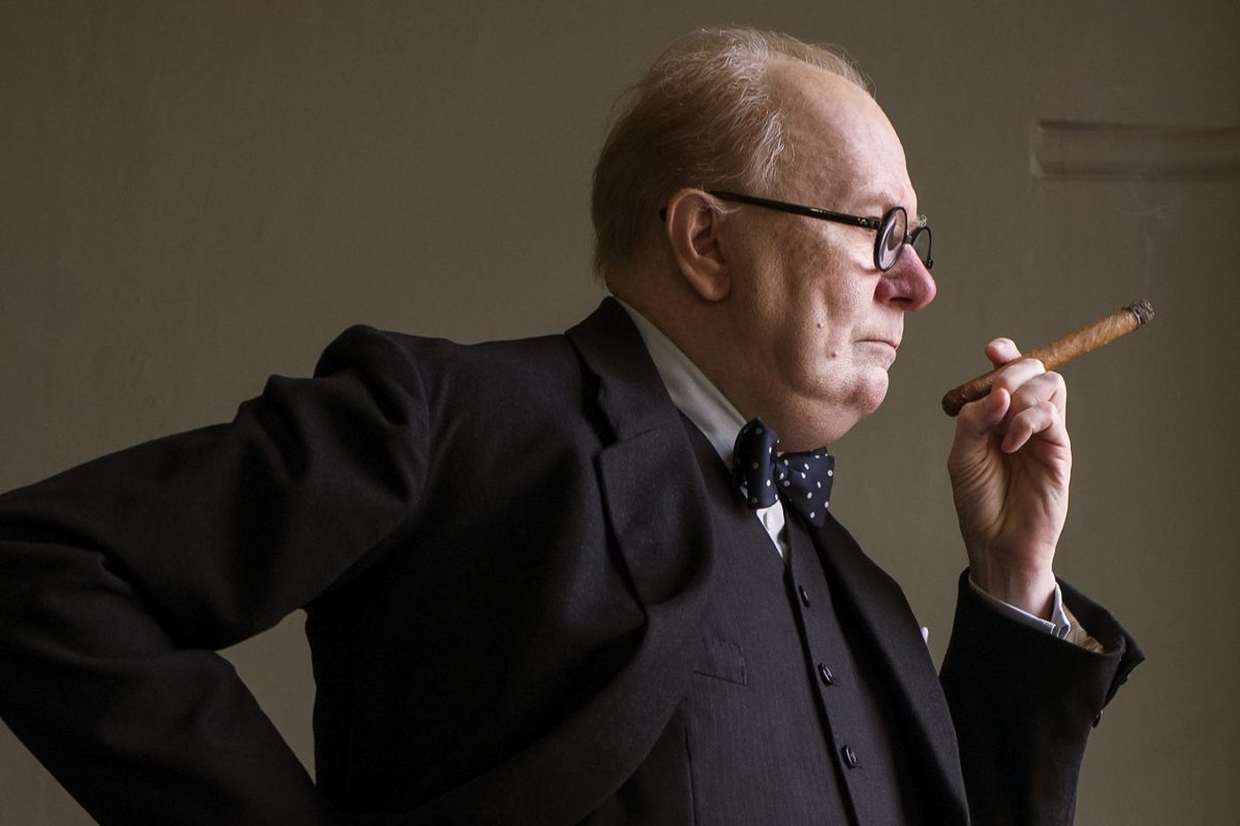 Why Gary Oldman never wanted to play Winston Churchill, and how 'Darkest Hour' changed his mind