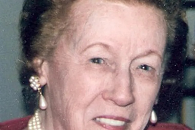 Gertrude C. Meninger