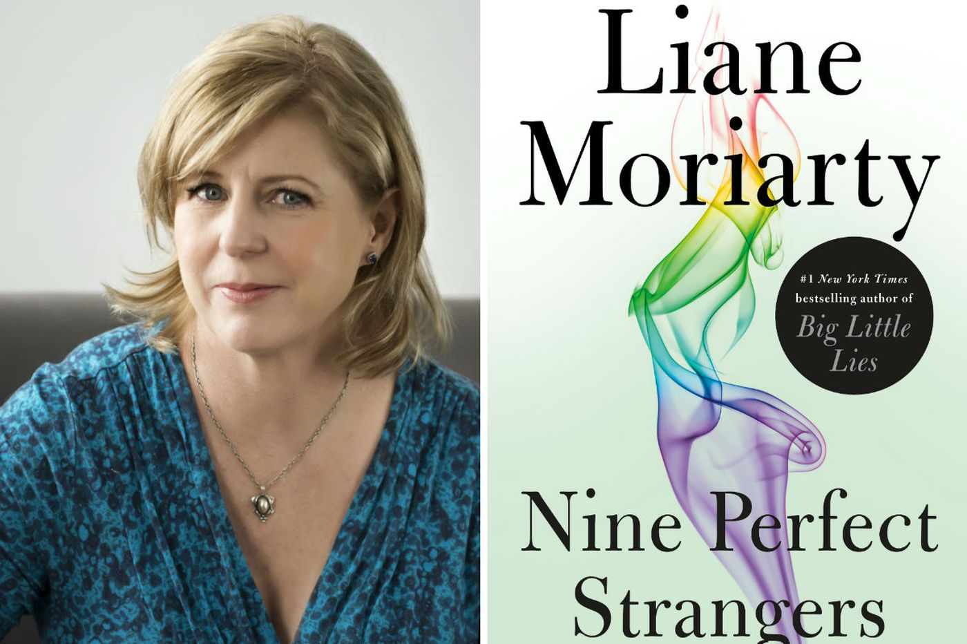 Liane Moriarty returns with another engrossing star-maker, 'Nine Perfect Strangers'