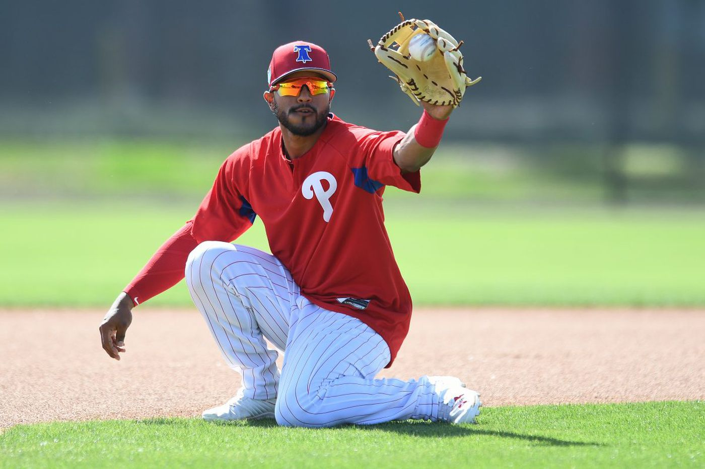 Motivated by Puerto Rico hurricane tragedy, Jesmuel Valentin has shot to make Phillies
