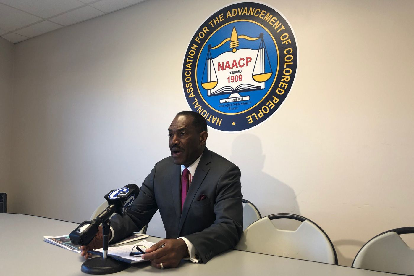 NAACP calls for The Inquirer to apologize to Philly's Sheriff's Office