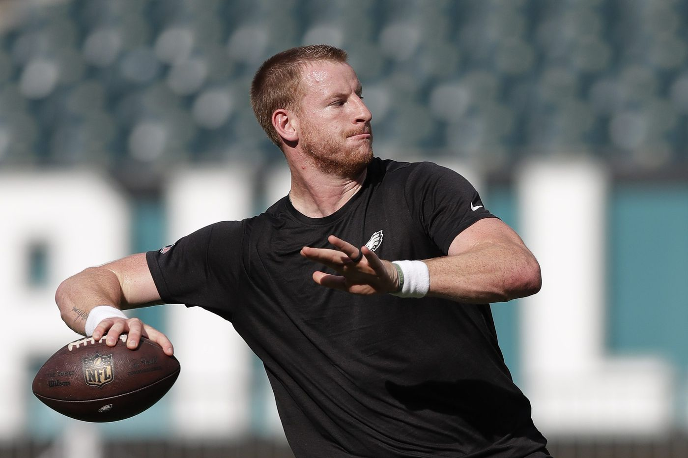 Carson Wentz's free food truck is ready to roll